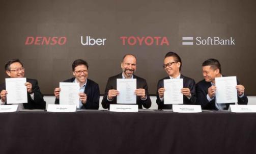 优步与其自动驾驶汽车部门进行10亿美元投资 用于开发自动驾驶技术