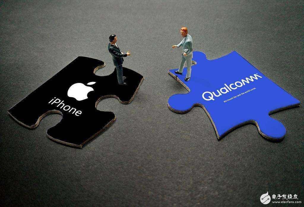 苹果高通终和解 重启对高通的半导体采购达成协议