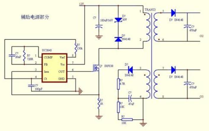 開關電源的BUCK電路拓撲詳細推導