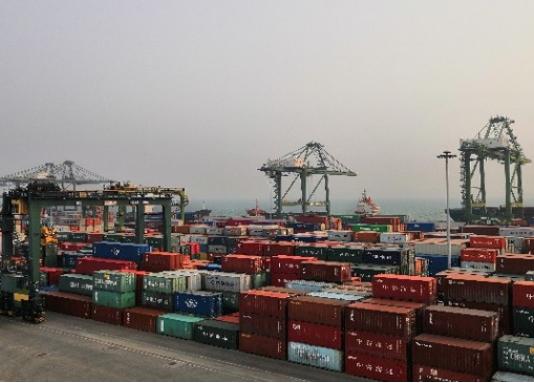 福建联通与华为联合打造了基于5G MEC的智慧港口