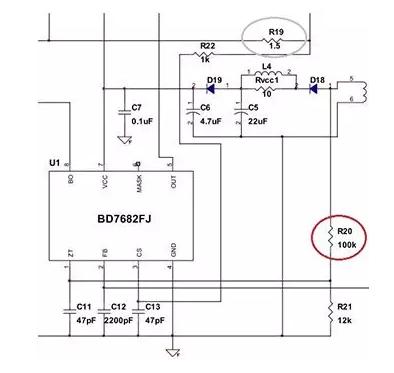 基于SiC-MOSFET的隔离型准谐振转换器的设计案例(1)