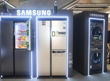 三星灵动·超空间冰箱惊喜亮相 消费升级大潮暗涌