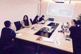 王明芬拜訪清華產研院并交流德國工業戰略2030