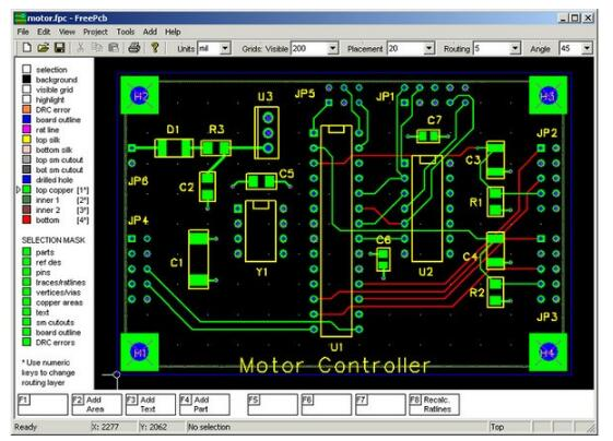 pcb版图设计工具