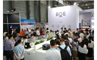 京东方、天马、惠科面板厂商将亮相DISPLAY CHINA 2019