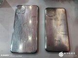 iPhone11开模图曝光 后置三摄采用方形模组