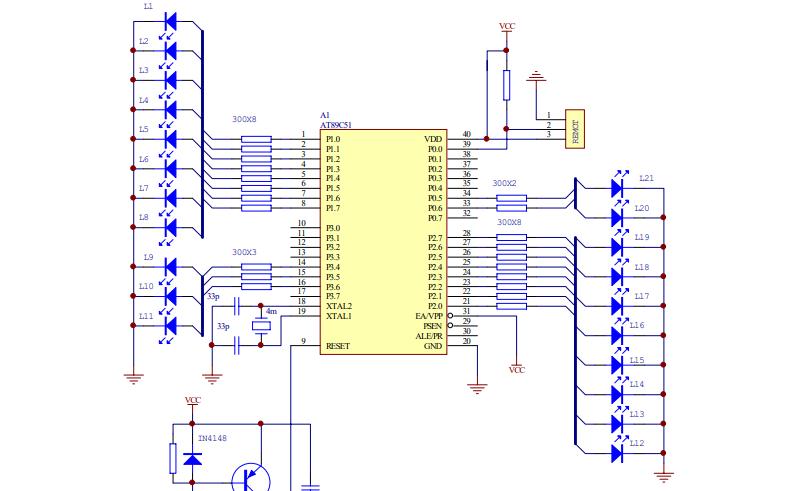 HT6221和HT6222遥控器芯片的介绍和代码及解码方法及软件说明