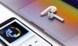 苹果将在今年第四季度推出两款全新 AirPods