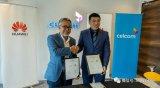 马来西亚电信运营商Celcom宣布与华为达成了5G合作协议
