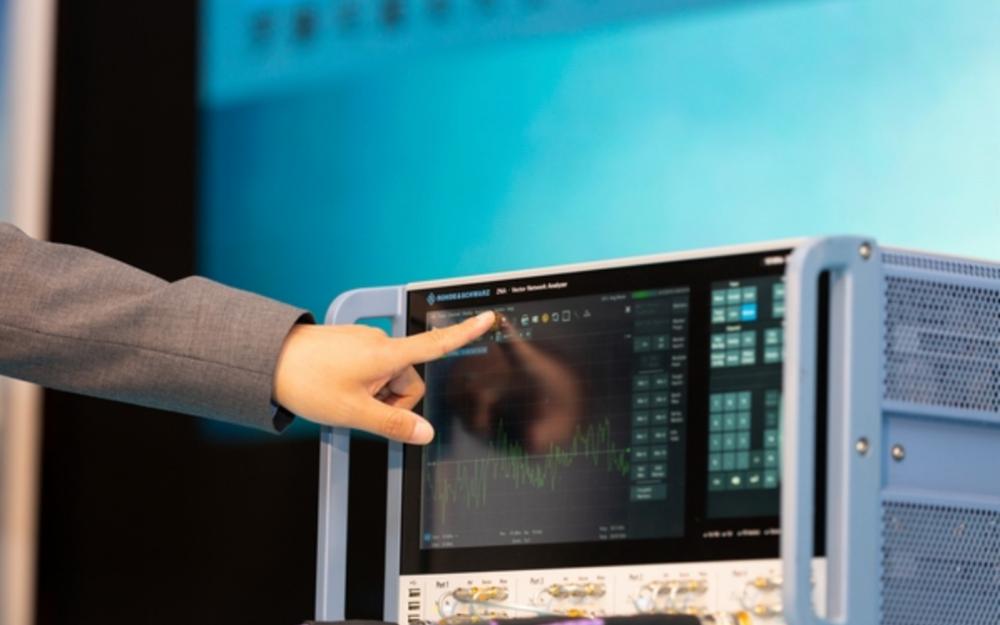 R&S高端矢量网络分析仪主打DUT理念