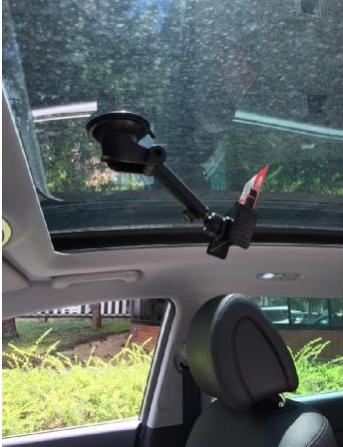 毫米波传感器结合Azcom专有算法检测移动车内人...