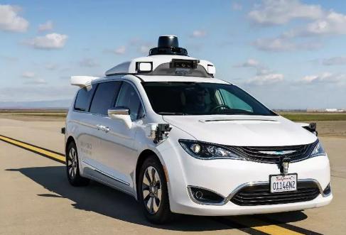 Waymo测试全新激光雷达 L4自动驾驶汽车工厂落实