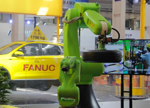 当工业机器人遇到工业4.0 将会产生微妙的变化