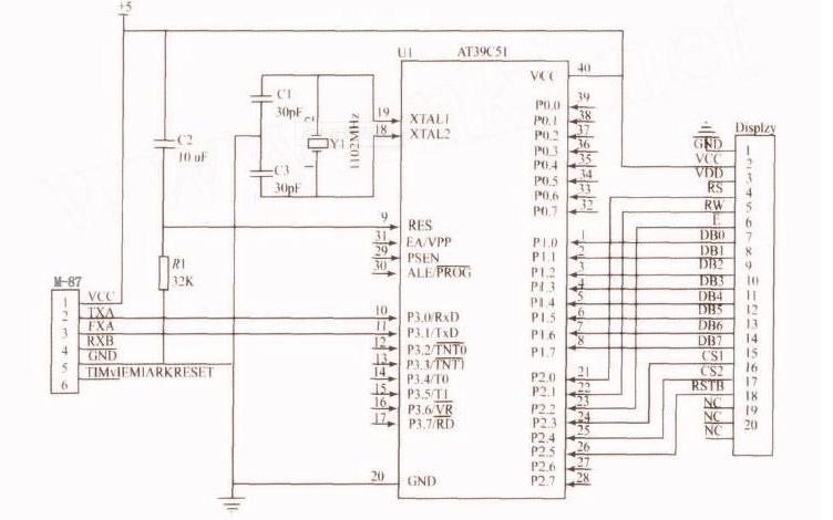 如何使用51单片机进行液晶GPS定位器的设计资料说明
