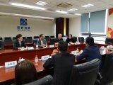 马来西亚代表团一行莅临厦门市物联网行业协会考察交流