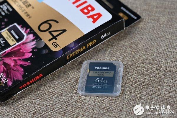 东芝N502存储卡评测 当之无愧的旗舰级产品