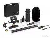 拜雅发布 MCE 85 BA 电池或幻象供电驻极电容枪式话筒