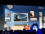 小米壁画电视正式发布 通体薄至13.9mm65英寸售价6999元