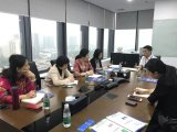 5G物联网课题组赴中山市物联网协会调研
