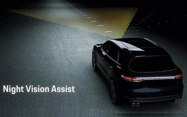 苹果泰坦团队申请先进夜间传感器系统专利 功率为传统汽车前照灯的三倍