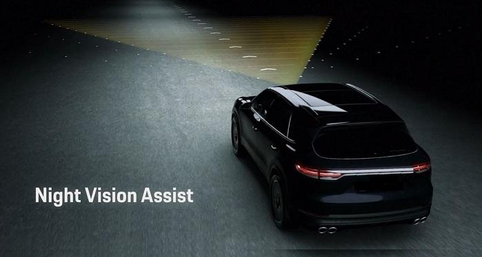 苹果专利,该专利与其泰坦项目(Project Titan)有关,确切的说,是一种多模态传感系统,可在自动驾驶车辆夜间行驶时,用于检测和识别物体。