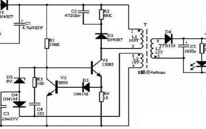開關電源工作原理和紋波產生過程