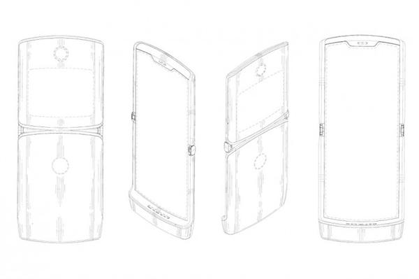摩托罗拉折叠屏手机曝光 上下折叠售价超过1500美元