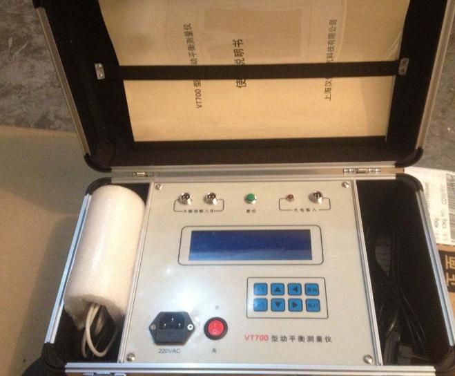 PHY動平衡測量儀的使用注意事項