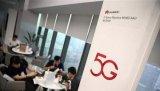 华为发布了全球首个面向汽车行业的5G通信硬件