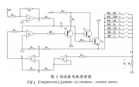如何进行高精度宽范围恒流源电路的设计