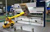 在金属成形折弯细分领域,埃斯顿折弯机器人已经成为行业首选