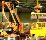 KUKA传送耐火黏土管工业机器人方案