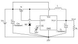 内置高速低通态电阻驱动器的通用高频降压DC/DC控制器