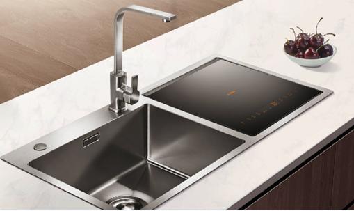 把普通水槽换成方太水槽洗碗机 确实是件很划算的事