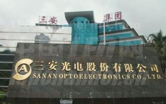 120亿!三安光电Mini/Micro LED芯片项目落户湖北鄂州