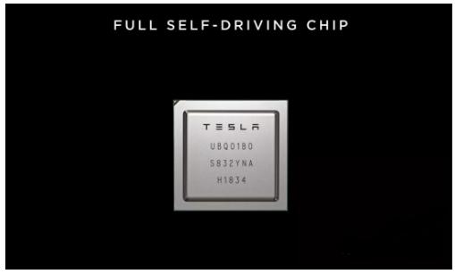 特斯拉将不再使用英伟达的芯片