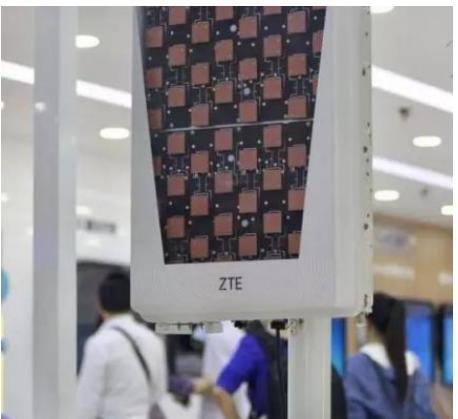 中国联通联合中兴通讯完成了基于5G毫米波基站的高清视频上行业务演示