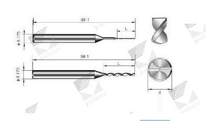 PCB钻头的特点、材质及使用注意事项分析
