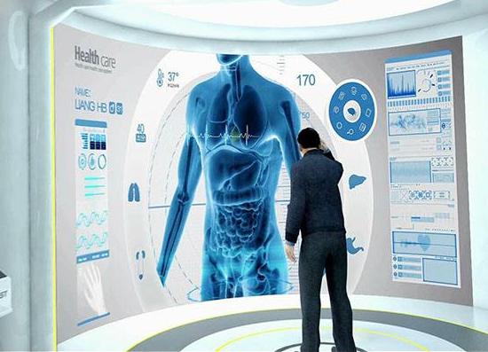 人工智能促進醫療服務 遠程醫療緩解群眾看病難問題