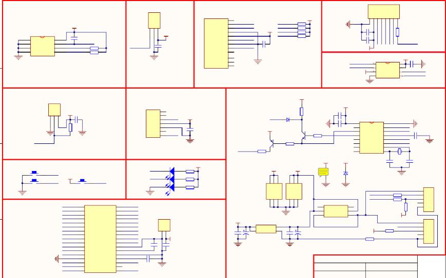 stm32f103rct6的sch原理图免费下载