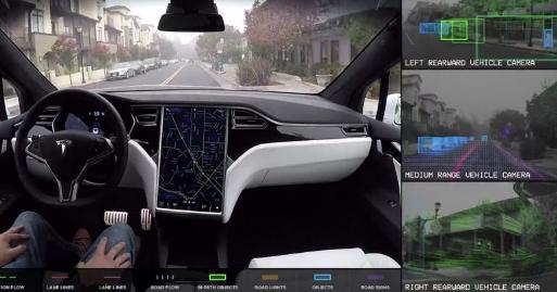 特斯拉称年内实现完全自动驾驶 长安汽车2018年净利下滑九成