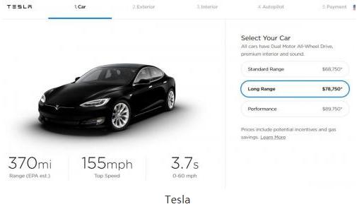 特斯拉推出新电机 老车主可以付费升级