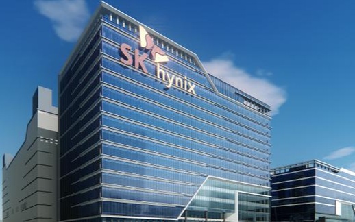 芯片量价齐跌 SK海力士一季度利润大■跌69%