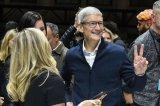 iPhone需求低迷導致市值遭遇重挫,由最高1.12萬億美元跌至6700億美元