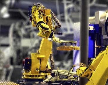 工业机器人的上游核心零部件产业分析