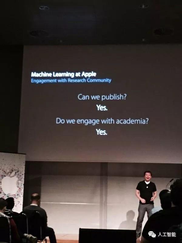 详细解析苹果AI实践的三个阶段