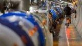 一种将质子加速对撞的高能物理设备,英文名称为LHC。