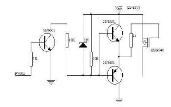 掌握到电路设计的全局观 了解半桥驱动电路设计