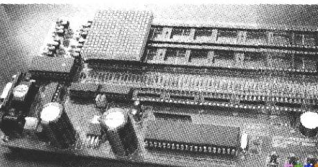 51单片机对16×16点阵显示屏的控制设计