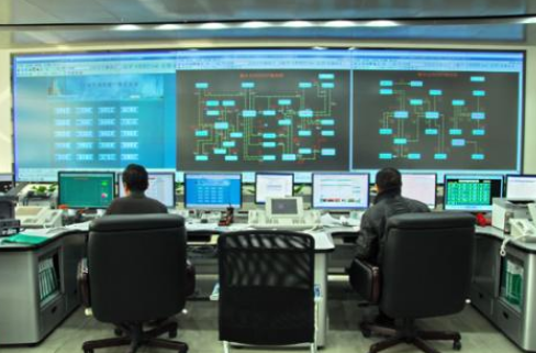 陕西渭南地区正式开展了智能电网调度控制系统工厂测...